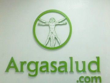 Acuerdo con el centro Argasalud