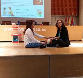 Jornadas aprendemos sobre TEA con Anabel Cornago