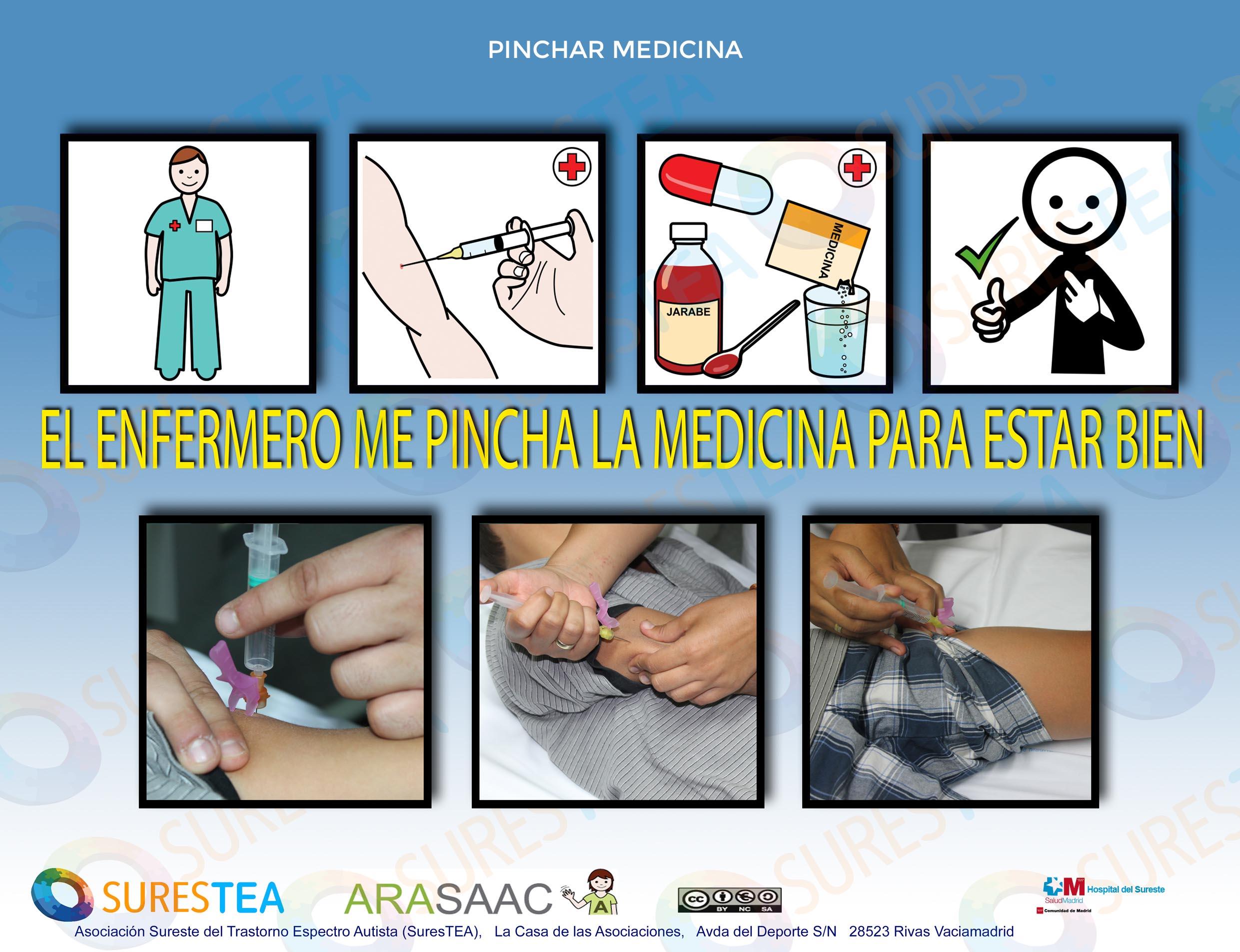 Pinchar-medicina