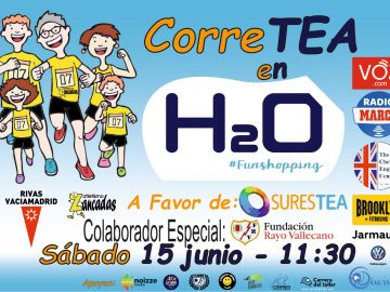 Carrera Familiar Solidaria a favor del TEA organizada por Club Atletismo Zancadas