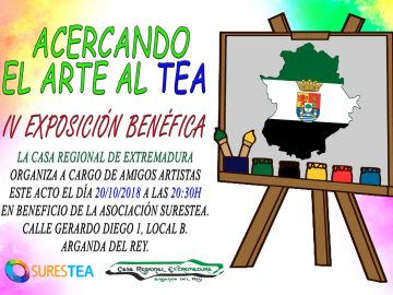 IV Exposición «Acercando el arte al TEA»