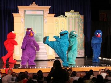 Julia, primer personaje del programa Sesame Street con Autismo