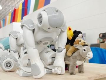 Robots para ayudar a niños con autismo