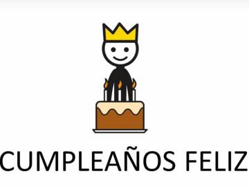 Canción cumpleaños feliz por SuresTEA con pictogramas