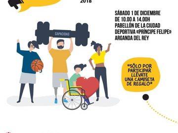 I Jornada por la Discapacidad y la Accesibilidad de Arganda del Rey