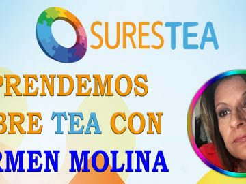 Jornada Aprendemos sobre TEA con Carmen Molina